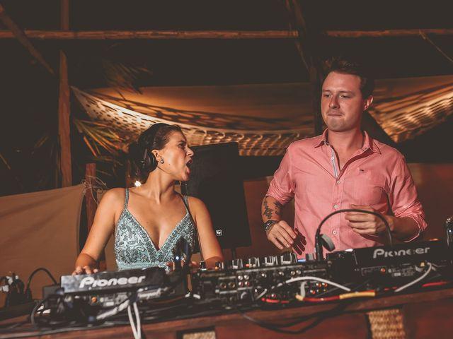 La boda de Juliano y Viviane en Tulum, Quintana Roo 226