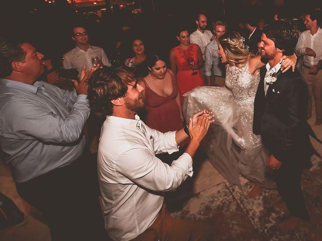 La boda de Juliano y Viviane en Tulum, Quintana Roo 230