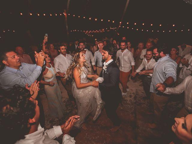 La boda de Juliano y Viviane en Tulum, Quintana Roo 232