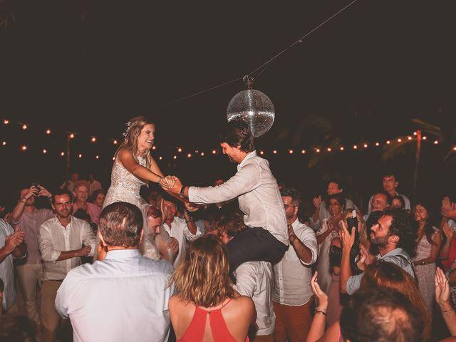 La boda de Juliano y Viviane en Tulum, Quintana Roo 233