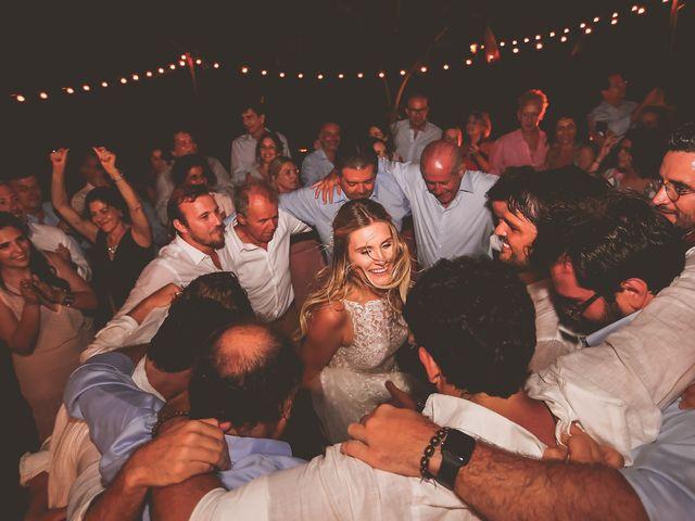 La boda de Juliano y Viviane en Tulum, Quintana Roo 238