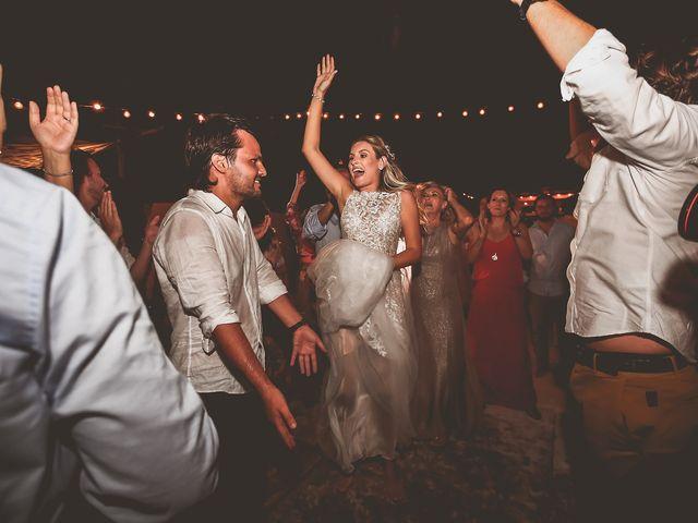 La boda de Juliano y Viviane en Tulum, Quintana Roo 243