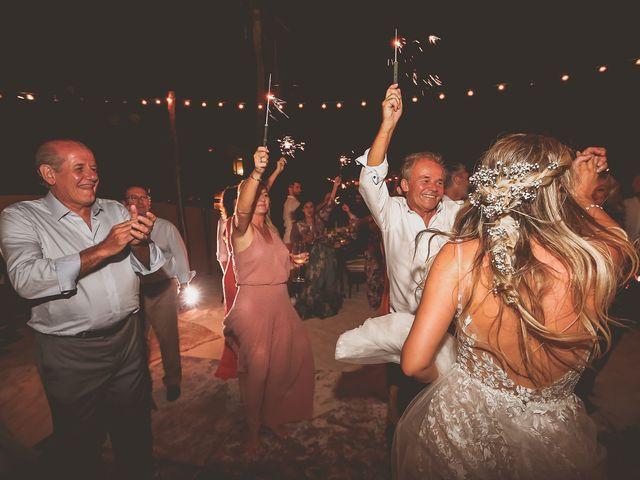 La boda de Juliano y Viviane en Tulum, Quintana Roo 244