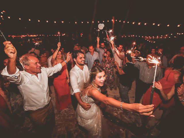 La boda de Juliano y Viviane en Tulum, Quintana Roo 245