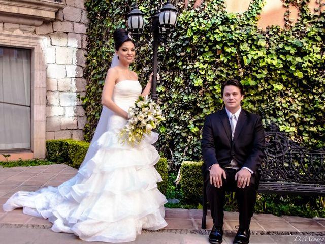 La boda de Cori y Bianca en Zacatecas, Zacatecas 7