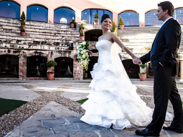 La boda de Cori y Bianca en Zacatecas, Zacatecas 2