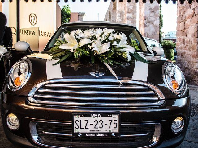 La boda de Cori y Bianca en Zacatecas, Zacatecas 15