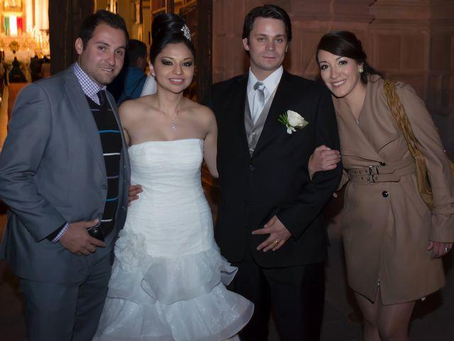 La boda de Cori y Bianca en Zacatecas, Zacatecas 19