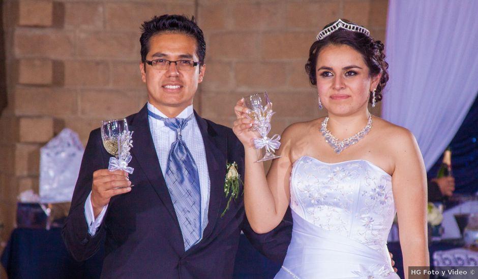 La boda de Luis y Abril en Miguel Hidalgo, Ciudad de México