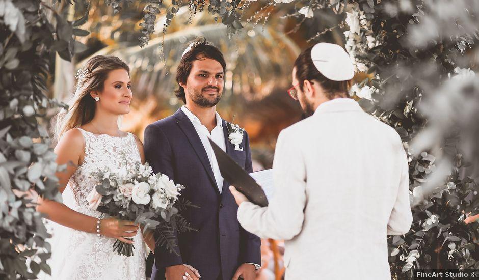 La boda de Juliano y Viviane en Tulum, Quintana Roo
