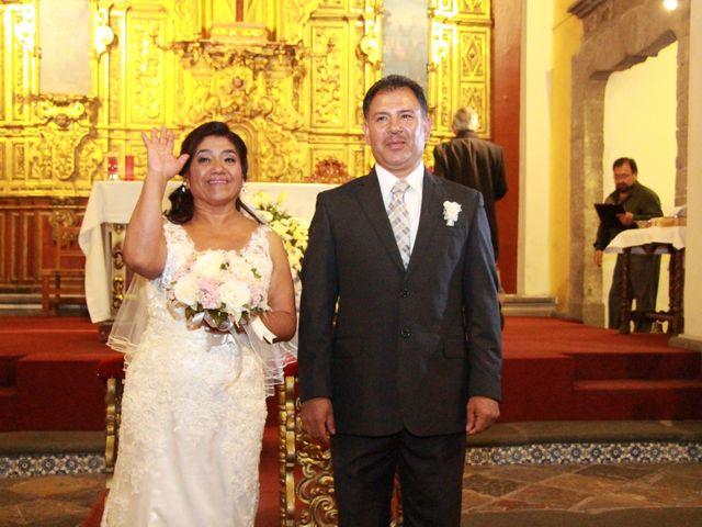 La boda de vicky y tino