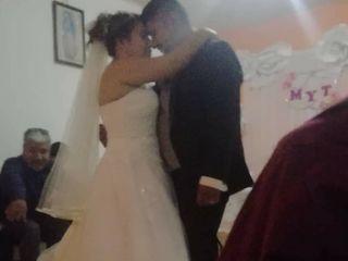 La boda de Mayela  y Antonio  1