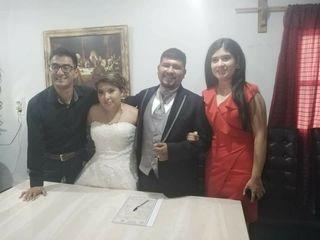 La boda de Mayela  y Antonio  3