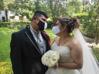 La boda de Mayela  y Antonio