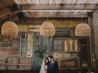 La boda de Carla y Rodrigo