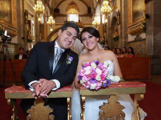La boda de Frida y Miguel