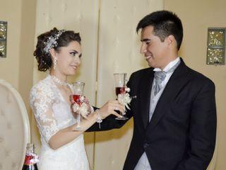 La boda de Jorge y Valeria