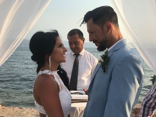 La boda de Lulu y Francisco