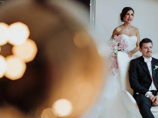 La boda de Erika y Rubén