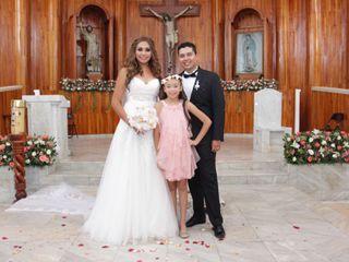 La boda de Nallely  y Raúl