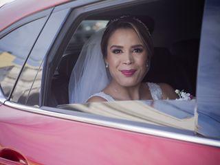 La boda de Adriana y Daniel 2