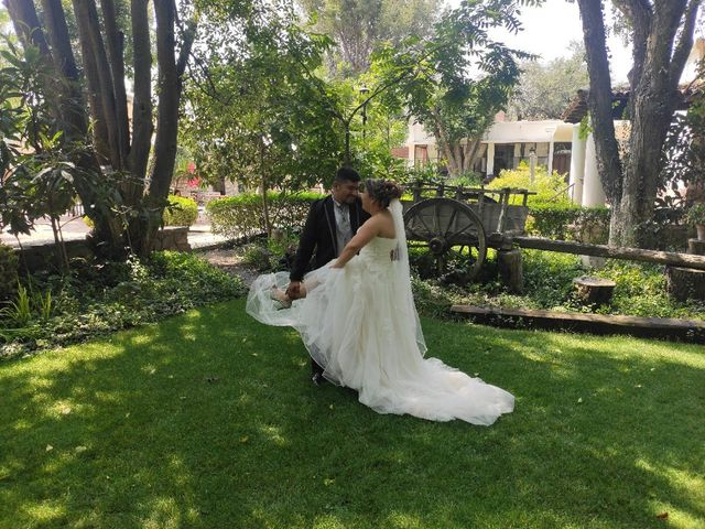 La boda de Antonio  y Mayela  en Saltillo, Coahuila 9
