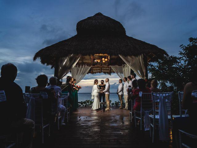 La boda de Nick y Romy en Cozumel, Quintana Roo 1