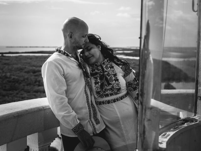 La boda de Nick y Romy en Cozumel, Quintana Roo 2