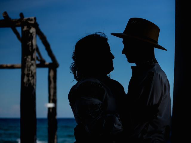 La boda de Nick y Romy en Cozumel, Quintana Roo 3