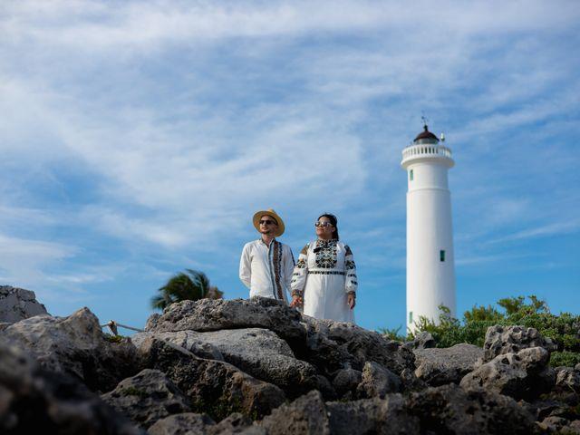 La boda de Nick y Romy en Cozumel, Quintana Roo 4