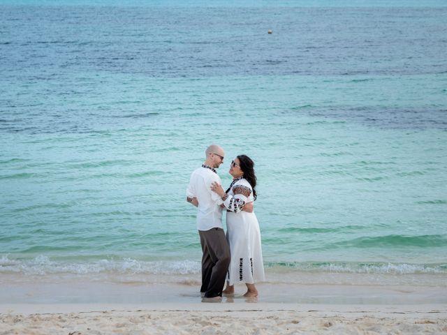 La boda de Nick y Romy en Cozumel, Quintana Roo 5