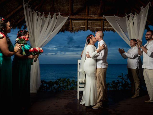 La boda de Nick y Romy en Cozumel, Quintana Roo 11