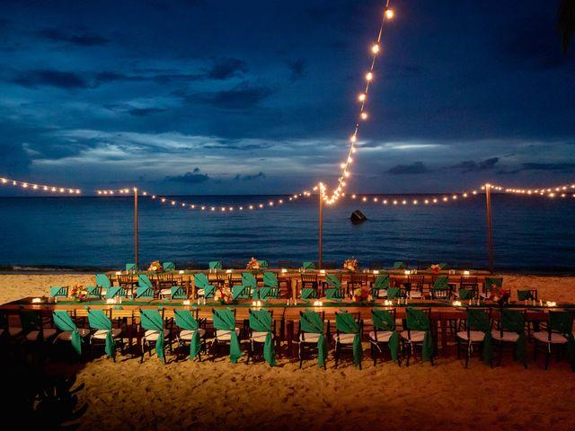 La boda de Nick y Romy en Cozumel, Quintana Roo 13