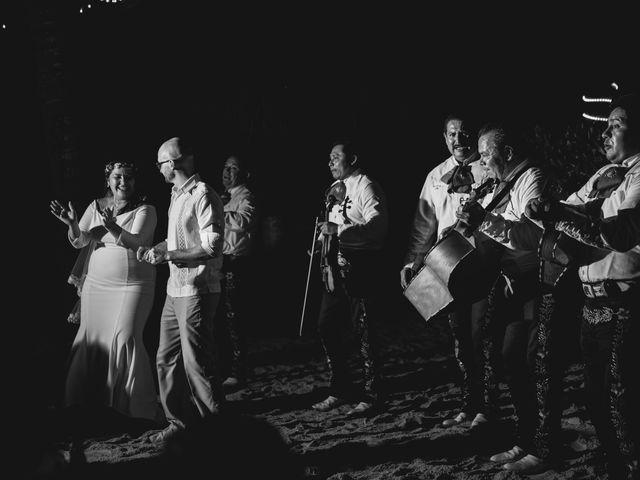 La boda de Nick y Romy en Cozumel, Quintana Roo 16