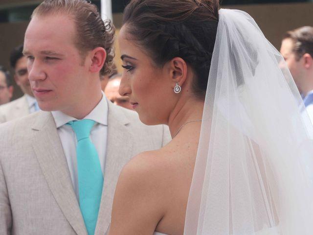 La boda de Deliah y Santi