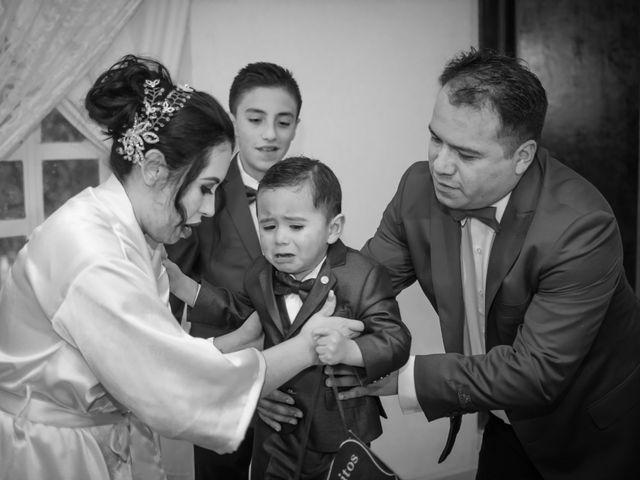 La boda de Juan Carlos y Nailea en Huasca de Ocampo, Hidalgo 6