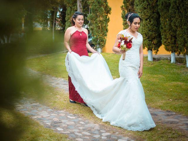 La boda de Juan Carlos y Nailea en Huasca de Ocampo, Hidalgo 8