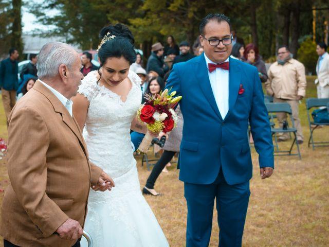 La boda de Juan Carlos y Nailea en Huasca de Ocampo, Hidalgo 9