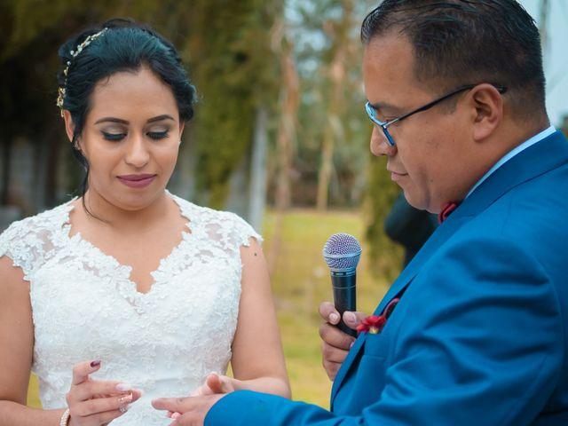 La boda de Juan Carlos y Nailea en Huasca de Ocampo, Hidalgo 12