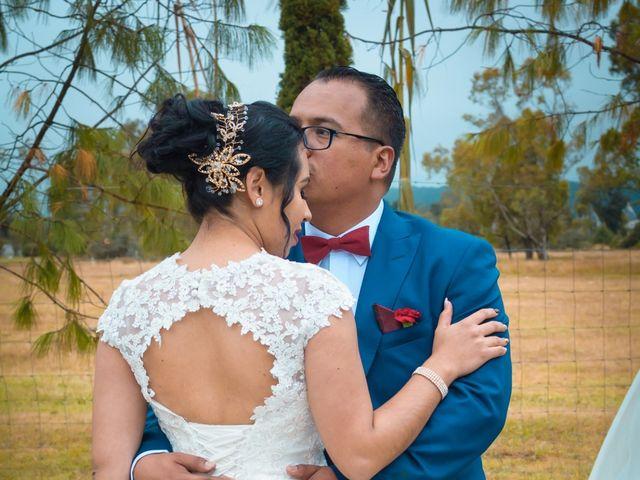 La boda de Juan Carlos y Nailea en Huasca de Ocampo, Hidalgo 13
