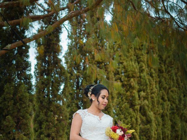 La boda de Juan Carlos y Nailea en Huasca de Ocampo, Hidalgo 15