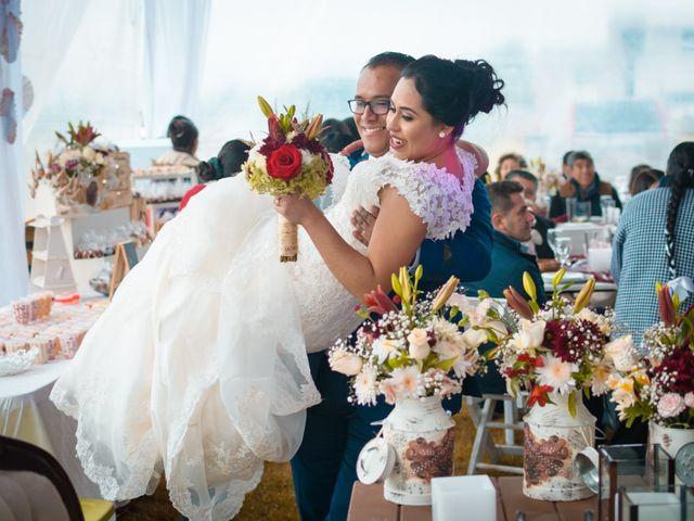 La boda de Juan Carlos y Nailea en Huasca de Ocampo, Hidalgo 1