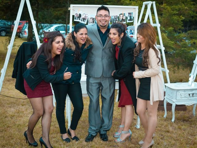 La boda de Juan Carlos y Nailea en Huasca de Ocampo, Hidalgo 20