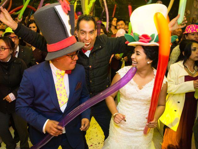 La boda de Juan Carlos y Nailea en Huasca de Ocampo, Hidalgo 22
