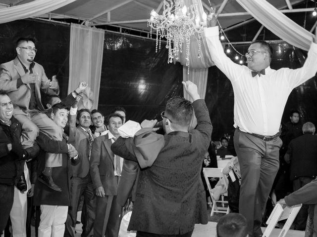 La boda de Juan Carlos y Nailea en Huasca de Ocampo, Hidalgo 31