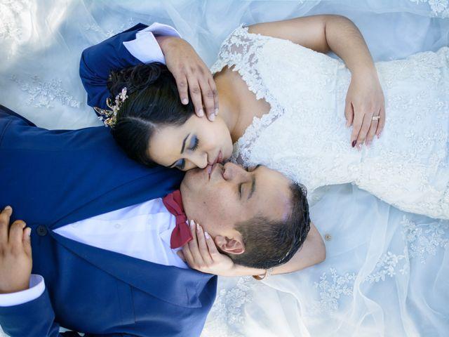 La boda de Juan Carlos y Nailea en Huasca de Ocampo, Hidalgo 33