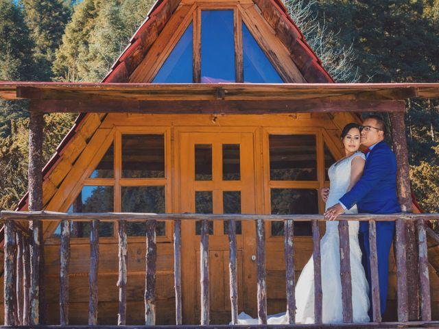 La boda de Juan Carlos y Nailea en Huasca de Ocampo, Hidalgo 2