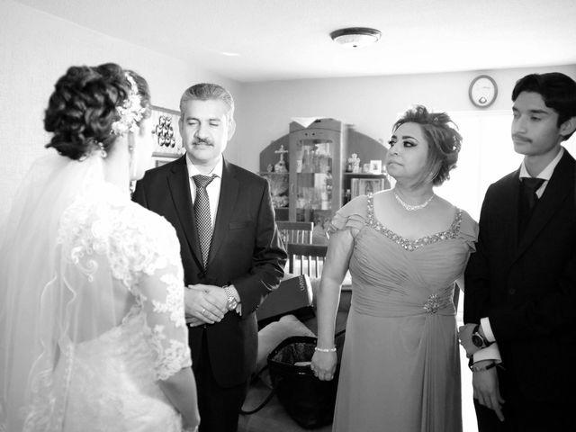La boda de Valeria y Jorge en Pabellón de Arteaga, Aguascalientes 1