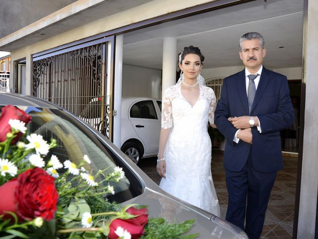 La boda de Valeria y Jorge en Pabellón de Arteaga, Aguascalientes 4