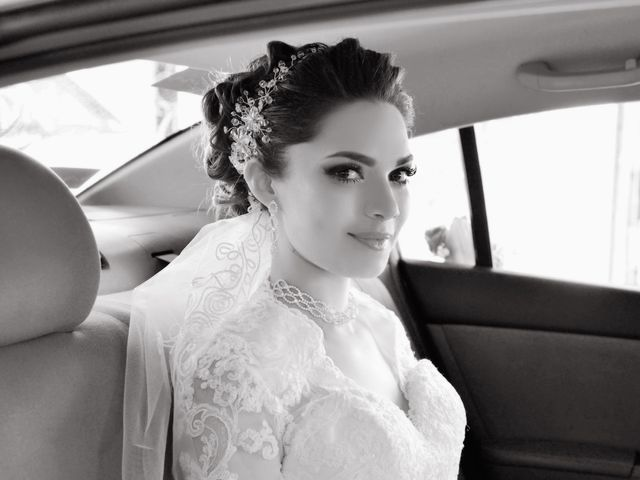 La boda de Valeria y Jorge en Pabellón de Arteaga, Aguascalientes 5